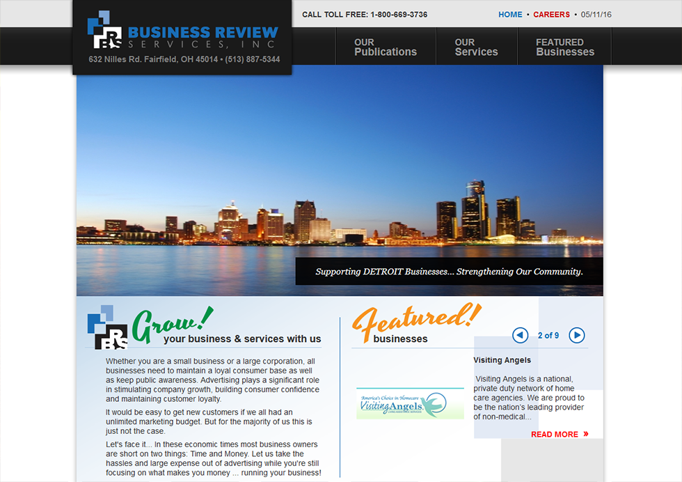 Business Review Services